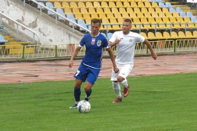 «Нива» у першому контрольному поєдинку зіграла внічию з «Черкаським Дніпром»