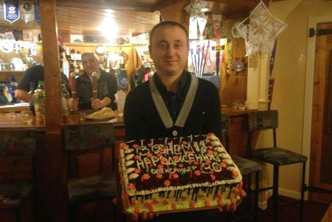 Другий раз вінничанин святкує свій день народження в… Антарктиді