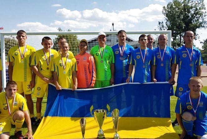Команда Стрижавського будинку-інтернату виграла турнір Seni Cup у Польщі. Випередила конкурентів із Росії та Німеччини