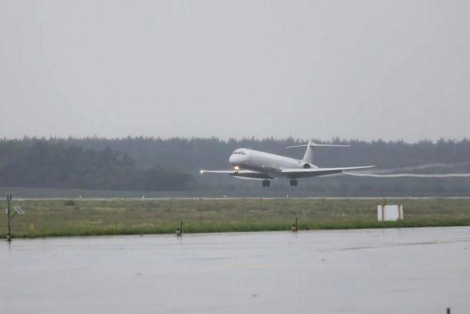 У Борисполі здійснив аварійну посадку літак з Туреччини. Рейс Анталія-Вінниця-Анталія перенесли