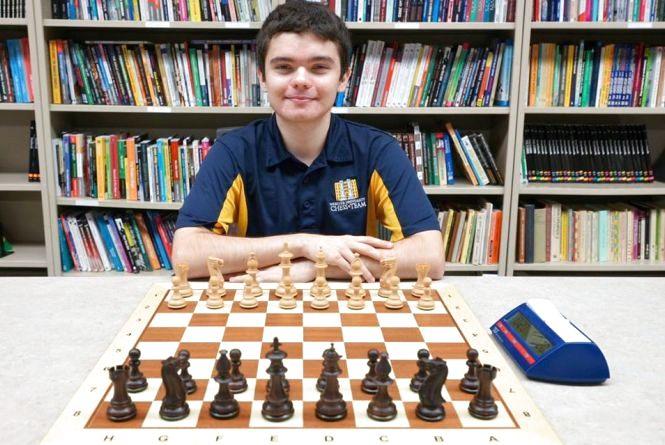 Вінницький гросмейстер Ілля Нижник виграв Світовий опен у США