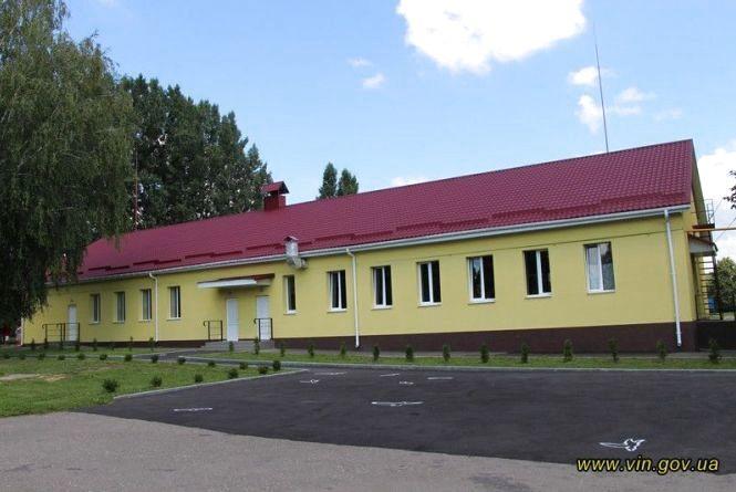 У Стрижавці відкрили оздоровчий комплекс для дітей з інвалідністю