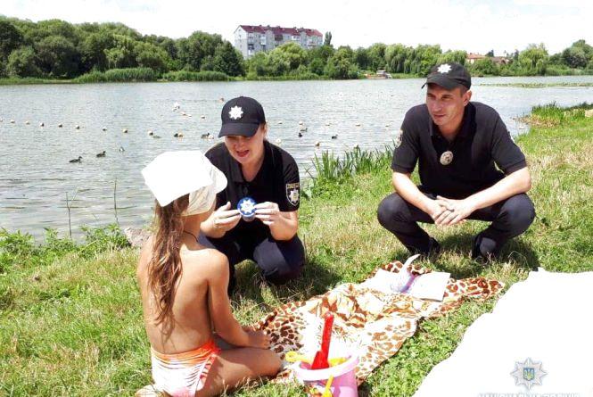 На водоймах Вінниччини з початку літнього сезону загинуло троє дітей