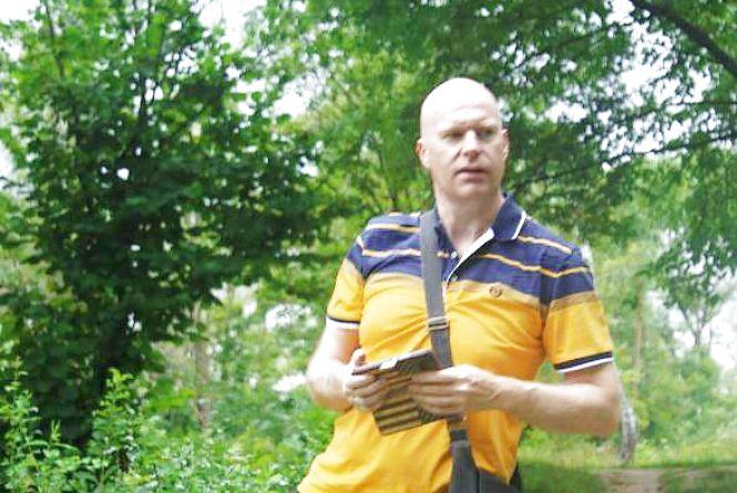Чому нащадок вікінгів плакав у Хмільнику? Норвежця номінують на конкурс «Людина року Вінниччини»