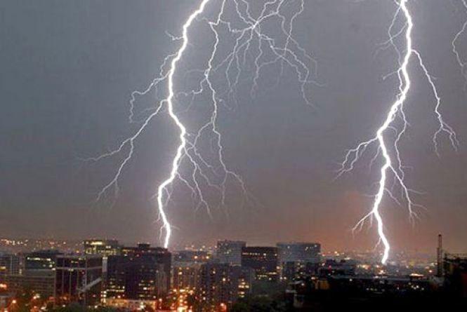 «Галина» не на жарт розбушувалась. Яку погоду прогнозують на завтра?