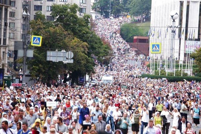 Програми «Інтера» до Дня Хрещення Русі подивилися понад 10 млн. глядачів