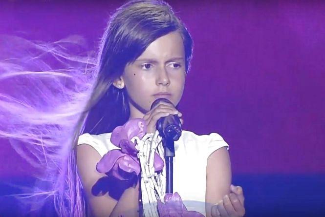 Даша з Вінниці, що співала в «Голосі», виграла «Чорноморські ігри» і запише пісню на М1