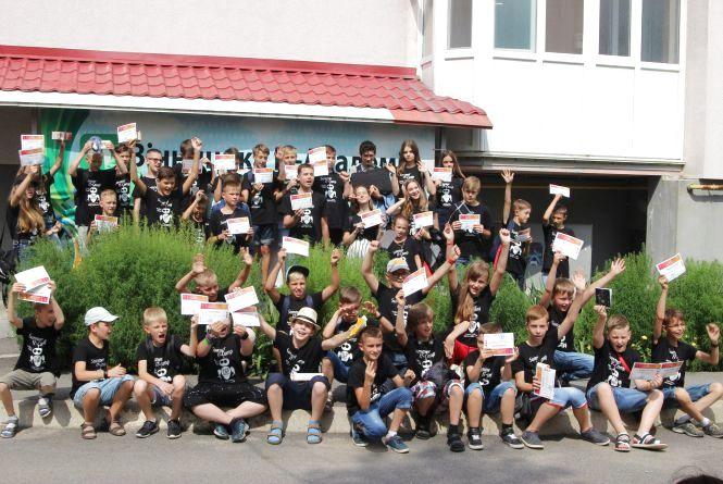 ІТ-табір - це незабутні враження у серці кожної дитини (Новини компаній)