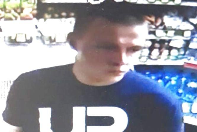 Поліція шукає крадія мобілки. Просить допомоги вінничан