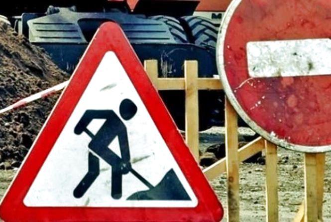 Наступного тижня у Вінниці через ремонти перекриють рух. Перелік адрес
