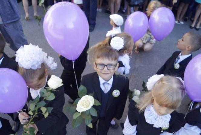 1 чи 3 вересня: коли пройдуть Перші дзвоники у вінницьких школах?