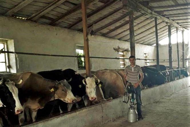 З окопів у бізнес. Прикордонник відкрив власну ферму за кошти по безробіттю