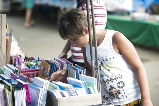 У Вінниці 15 серпня на трьох площах стартують шкільні ярмарки
