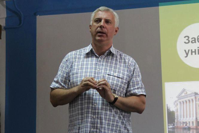 Професор Могилянки Сергій Квіт розповів як вишам стати кращими