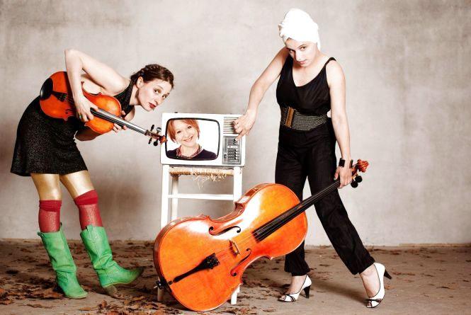 Музика Альп з ноткою України! Шалену суміш сучасного джазу везе у Вінницю австрійське тріо Kusimanten