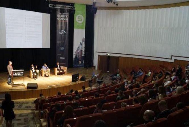 Проблема кадрів - тема третього Вінницького бізнес-форуму