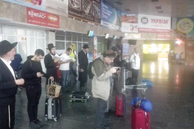 Рош Ха-Шана: паломники-хасиди прилетіли в аеропорт «Вінниця»