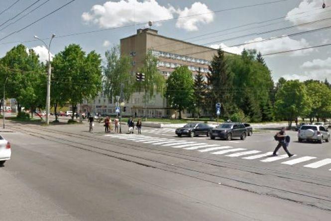 У Вінниці не працюють світлофори на одному із перехресть