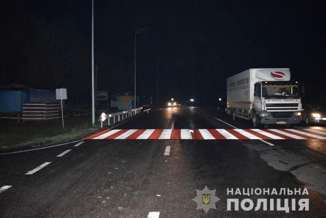 У Літинському районі вантажівка збила на смерть 36-річного пішохода