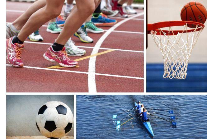 Анонси спортивного тижня: веслувальний слалом, легка атлетика, футбол, баскетбол