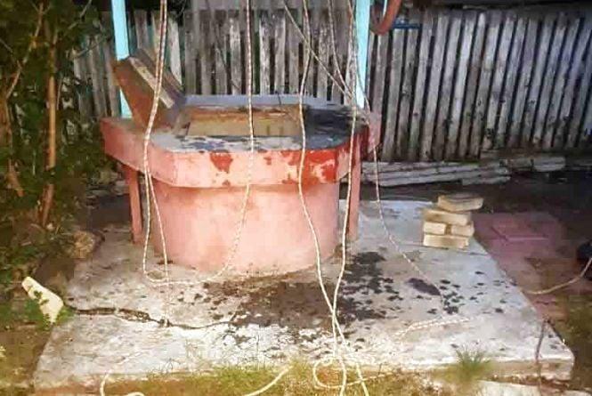 Втопився чи допомогли? В Іллінецькому районі з криниці дістали тіло пенсіонера