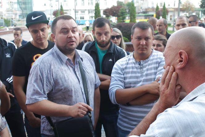 Жителі «Європейського кварталу» вимагають від влади вплинути на забудовника