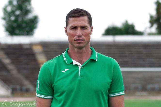 Головний тренер «Ниви» Денис Колчін подав у відставку через невиконану задачу на перше коло