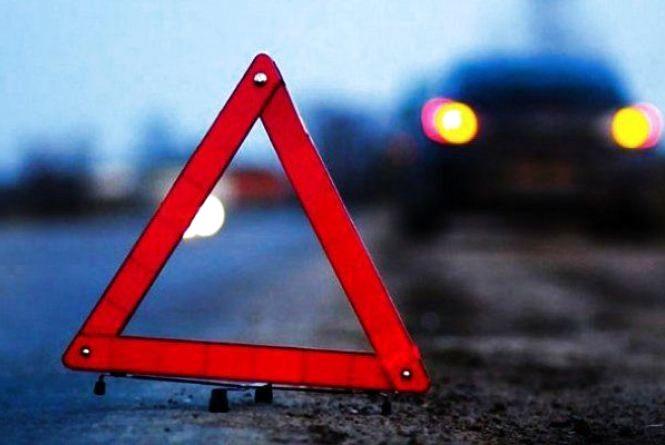Смертельна ДТП: водій вантажівки «МАН» перекинувся. Загинула пасажирка