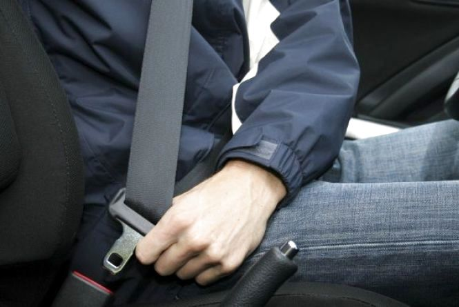 850 гривень штрафу за непристебнутий ремінь безпеки або Приклади, коли пасок міг врятувати