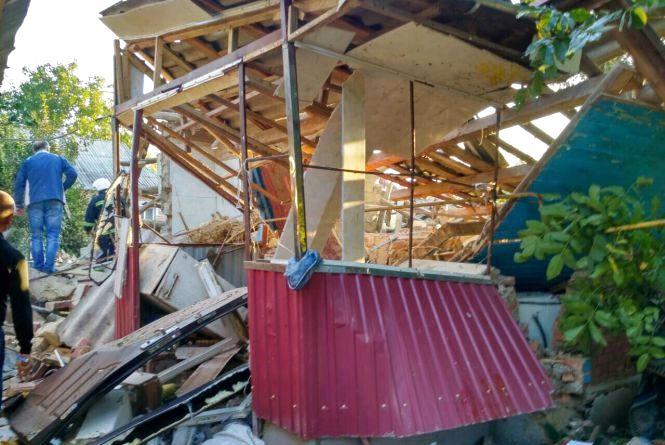 Вибух у Турбові: 17 рятувальників шукали під уламками будинку чоловіка