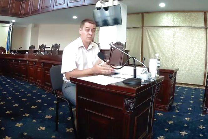 Вінницький суддя хоче перейти з Господарського суду в Антикорупційний