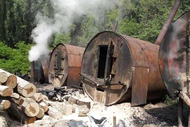 Вінницьке підприємство забруднювало повітря шкідливими речовинами