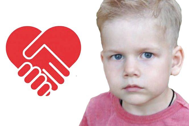 На операцію для 5-річного Вані потрібно ще 33 тисячі доларів. Допоможіть врятувати!