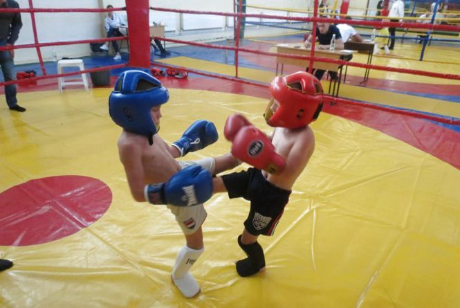 За Кубок області з кікбоксингу і К-1 боролися понад 200 бійців