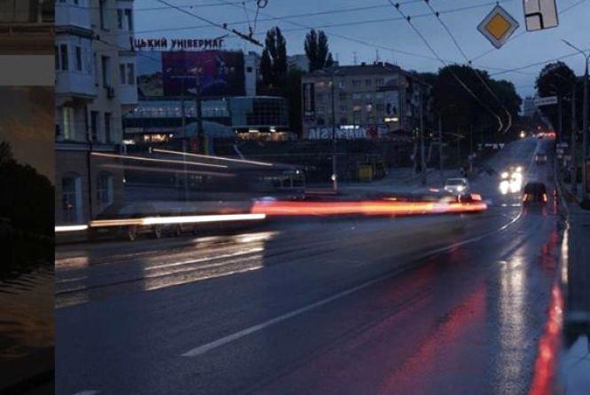 Завтра у Вінниці на дев'ять годин знеструмлять одну вулицю