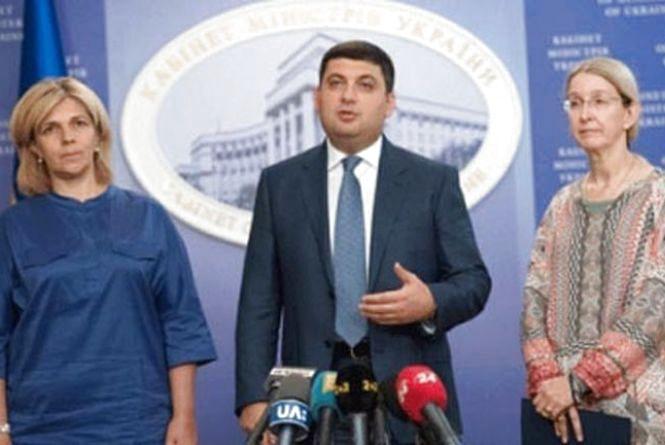 Комітет Верховної Ради підтримав звільнення міністра  Уляни Супрун