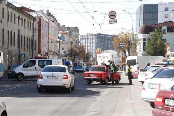 Спроба №3: пропонують змінити час заборони руху по вулиці Соборна