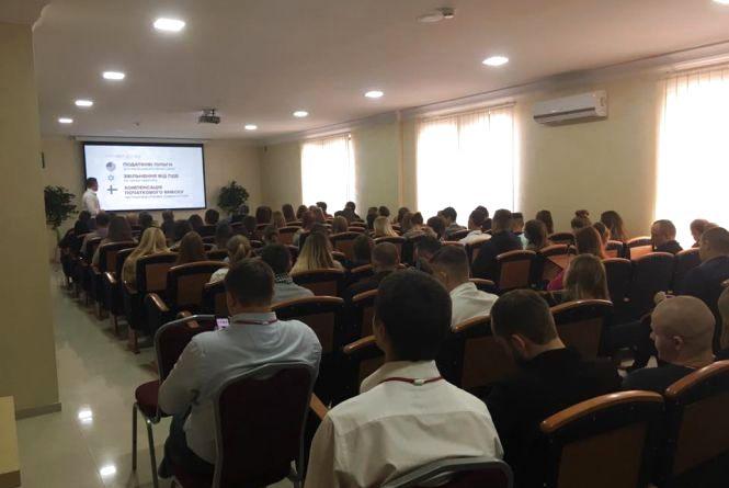Шляхи вирішення проблем вінницької молоді шукали на регіональному форумі
