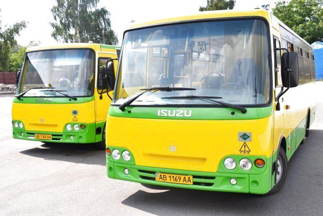 Автобус на Тяжилів змінив схему руху і тепер не їде до музею Коцюбинського