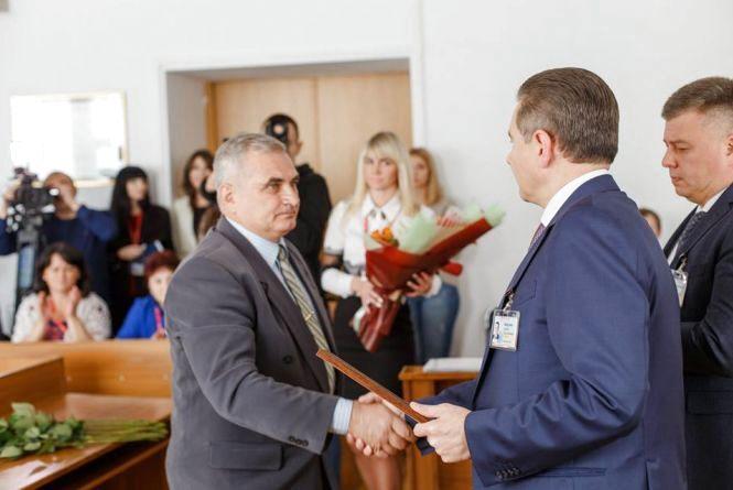 Вінницькому військовому вручили сертифікат на придбання авто