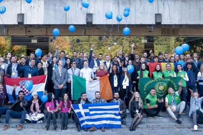 Стартап молодих науковців ВНАУ отримав найбільше голосів на Кубку світу в Копенгагені