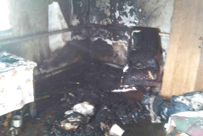 В Іллінецькому районі в пожежі загинув 59-річний чоловік