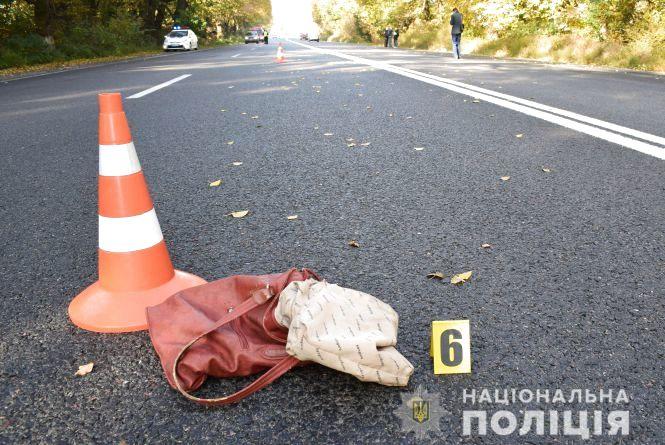 Біля Ксаверівки насмерть збили жінку. Поліція шукає водія, авто та свідків