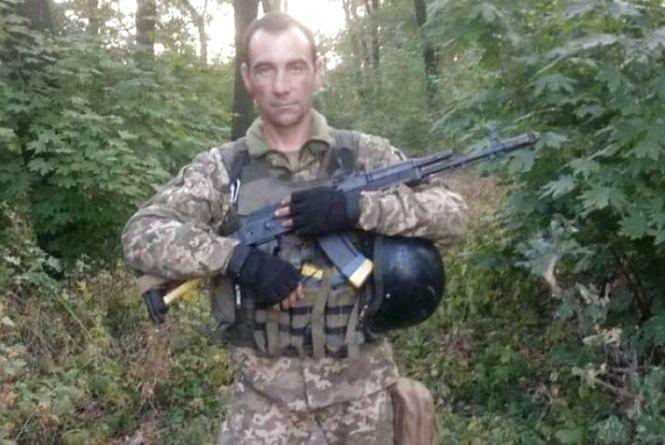 Чергова сумна звістка з війни: від кулі снайпера загинув Павло Білик