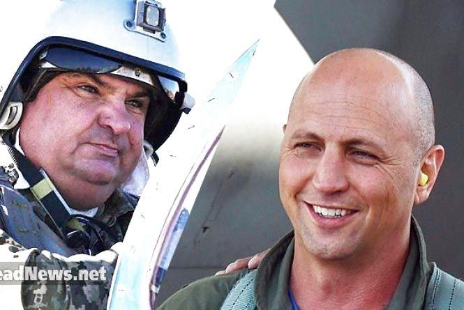 Катастрофа Су-27: оприлюднили відео  з останніми кадрами загиблих пілотів