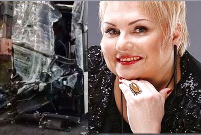 У страшному ДТП загинула зірка «Дизель-шоу» Марина Поплавська (Відео з місця)