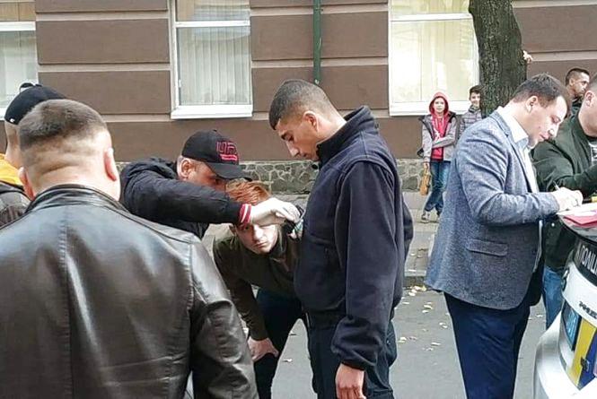 Підозру не оголошували: затримали та відпустили командира роти патрульної поліції Вінниці