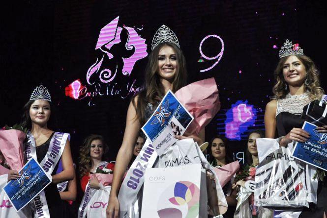 Вінничанка стала «Studmiss Ukraine» та представлятиме країну на всесвітньому конкурсі краси