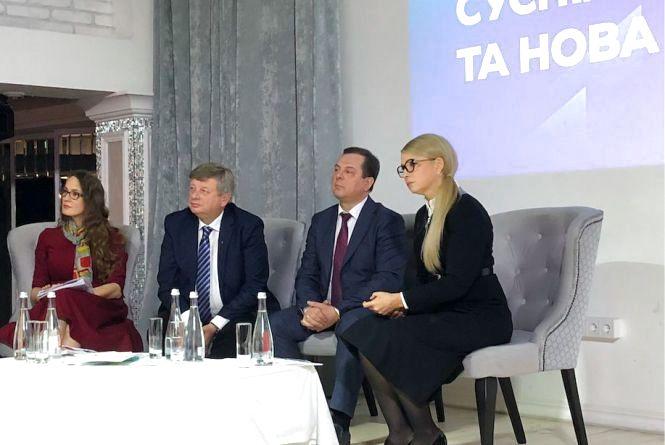 Від мінського формату до будапештського, нова армія та реформи – про що говорила Тимошенко у Вінниці