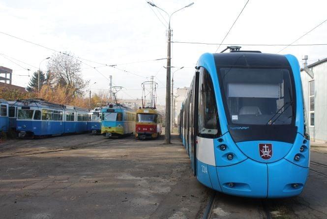 Як змінився вінницький трамвай за 105 років? «Еволюція» у одній картинці